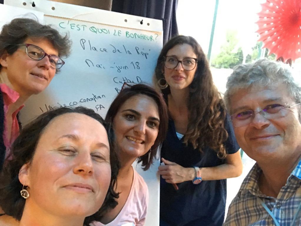 Les Facilitateurs d'Alsace (septembre 2017)