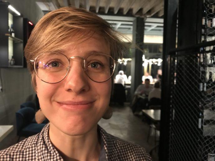 Anneline Vanseymortier - Café Parlote des Facilitateurs d'Alsace (19/2/19)