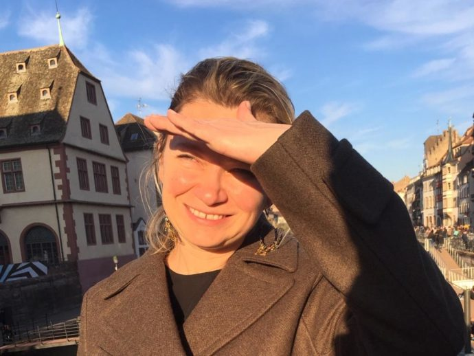 Marina Popovitch (Les Facilitateurs d'Alsace)
