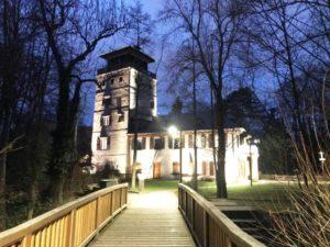 Rencontre publique des Facilitateurs d'Alsace (6/3/2019) - La Tour du Schloessel - Strasbourg