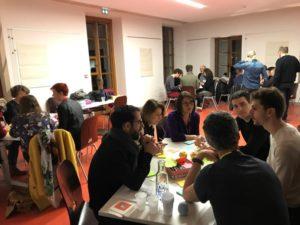 Rencontre publique des Facilitateurs d'Alsace (6/3/2019)