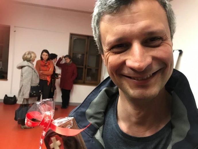 Rencontre publique des Facilitateurs d'Alsace (6/3/2019) - David Haguenauer