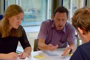 Mardi 11 juin 2019, le Pôle de l'Habitat Social à Strasbourg accueille une rencontre publique inédite proposée par Les Facilitateurs d'Alsace et Flupa UX Alsace au bénéfice d'un projet de CUS Habitat, soutenu par ÉS.