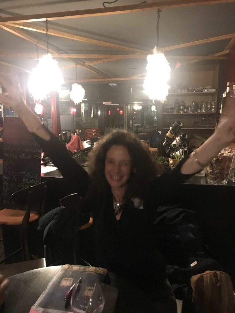 Isabelle Cablé - Café Parlote des Facilitateurs d'Alsace