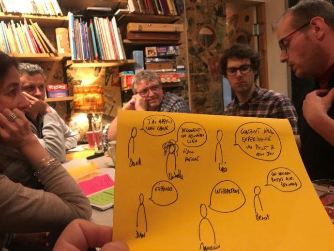 Café Parlote des Facilitateurs d'Alsace (26/11/19)