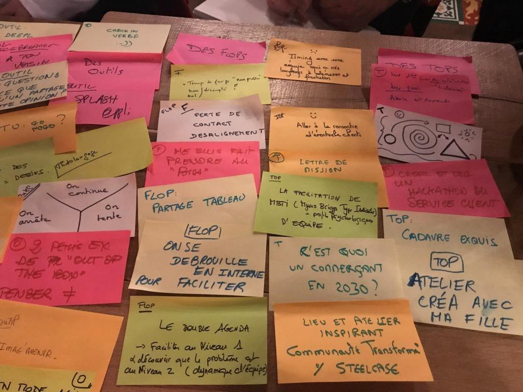 Café Parlote de février 2020 organisé par Les Facilitateurs d'Alsace