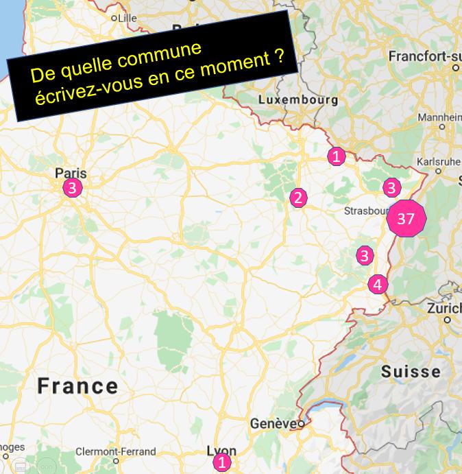 30/4/2020 : Le rendez-vous surprise des Facilitateurs d'Alsace